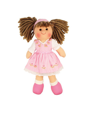Bigjigs Toys Lappenpop 'Rose' (Small)