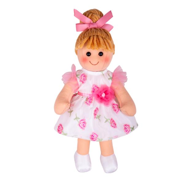 Bigjigs Toys Lappenpop 'Megan' (Medium)