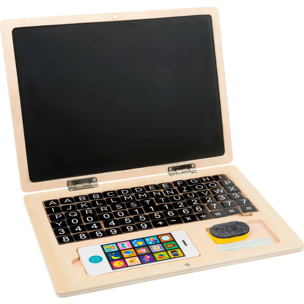 Small Foot Houten Laptop 'Magnetisch'