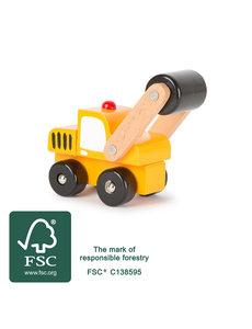 Small Foot Houten walsje 'FSC'