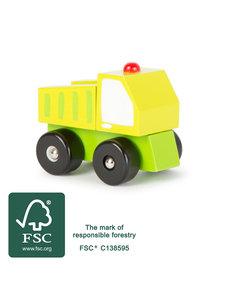 Small Foot Houten vrachtwagentje 'FSC'