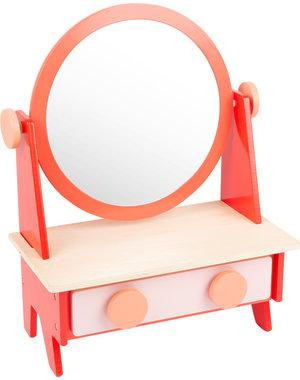 Small Foot Houten make-uptafel met spiegel 'Retro'