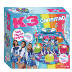K3 : dansmat  Roller Disco v2