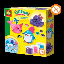 Klei Oceaan dieren