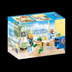 PLAYMOBIL 70192 ZIEKENHUISKAMER