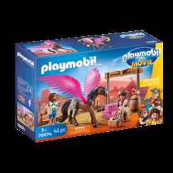 PLAYMOBIL 70074 MOVIE GEVLEUGELD PAARD