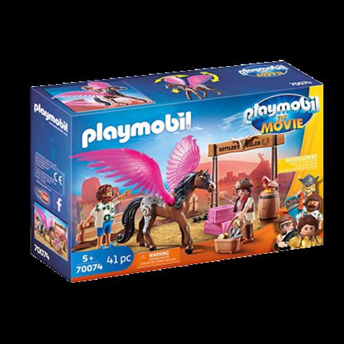 PLAYMOBIL PLAYMOBIL 70074 MOVIE GEVLEUGELD PAARD