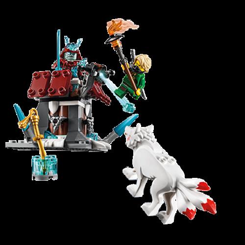LEGO LG NINJAGO 70671 DE REIS VAN LLOYD