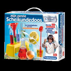 WETENSCHAP MIJN EERSTE SCHEIKUNDEDOOS (NL)