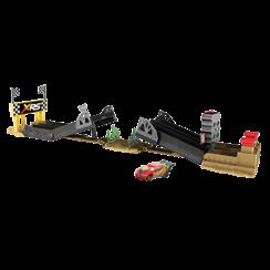 Cars XRS Drag Racing Track Set