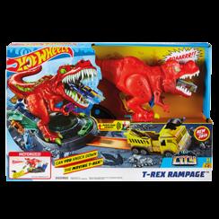HW City T-Rex Ravage Speelset