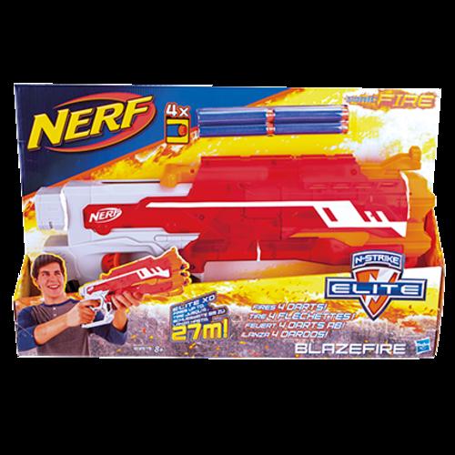 HASBRO NERF NERF MEGA SONIC FIRE BLASTER