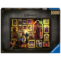 Villainous: Jafar puzzel 1000st