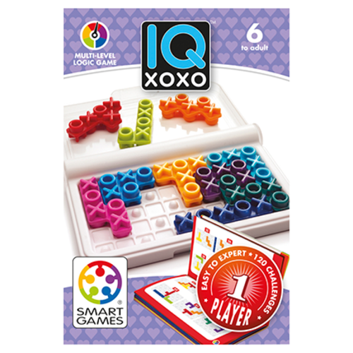 SMARTGAMES SG 444 IQ XOXO