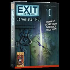 EXIT Deel 1 verlaten HUT