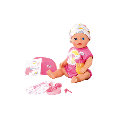 MGA BB SOFT TOUCH LITTLE GIRL 36 CM
