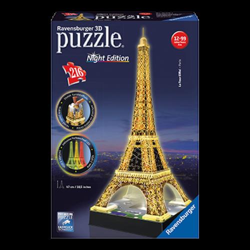 Ravensburger Eiffeltoren Night Edition