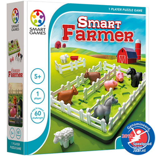 SMARTGAMES SG 091 Smart Farmer