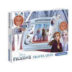 Frozen II Travel Quiz Disney