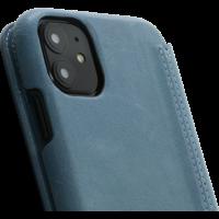 Book Case - Light Blue, Apple iPhone 11