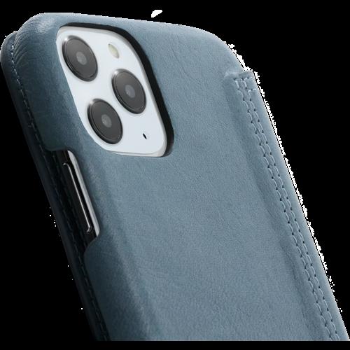 Minim Book Case - Light Blue, Apple iPhone 11 Pro