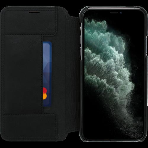 Minim Book Case - Black, Apple iPhone 11 Pro Max