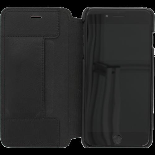 Minim Book Case - Black, Apple iPhone 7/8 Plus