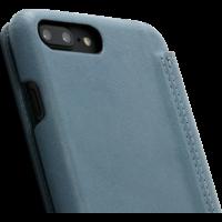 Book Case - Light Blue, Apple iPhone 7/8 Plus