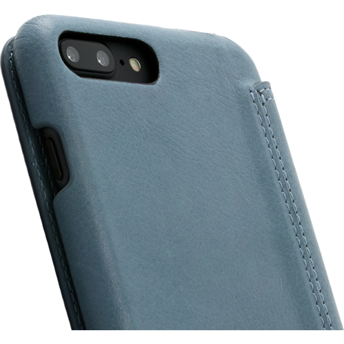 Minim Book Case - Light Blue, Apple iPhone 7/8 Plus