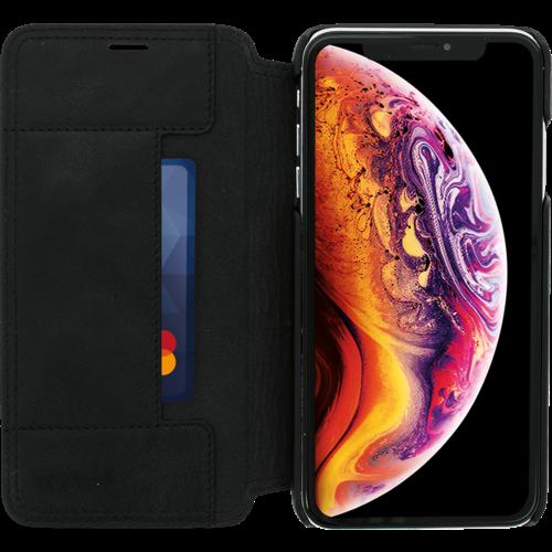 Minim Book Case - Black, Apple iPhone Xs Max