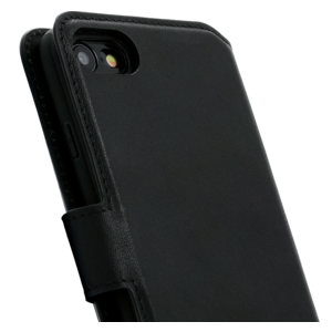 Minim 2 in 1 Wallet Case - Black, Apple iPhone 7/8/SE (2020)