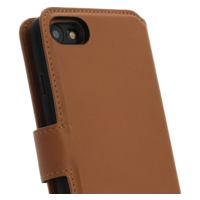2 in 1 Wallet Case - Light Brown, Apple iPhone 7/8/SE (2020)