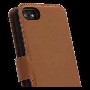 Minim 2 in 1 Wallet Case - Light Brown, Apple iPhone 7/8/SE (2020)