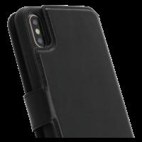 2 in 1 Wallet Case - Black, Apple iPhone X/XS