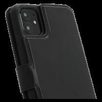2 in 1 Wallet Case - Black, Apple iPhone 11