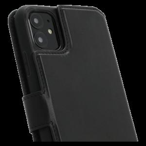 Minim 2 in 1 Wallet Case - Black, Apple iPhone 11