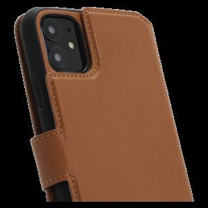 Minim 2 in 1 Wallet Case - Light Brown, Apple iPhone 11
