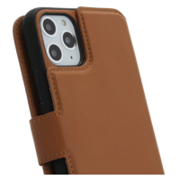 2 in 1 Wallet Case - Light Brown, Apple iPhone 11 Pro