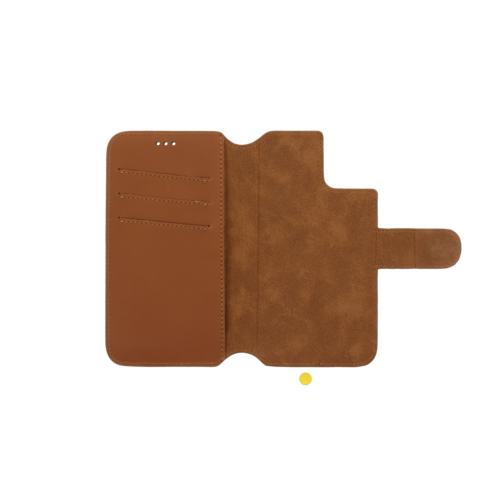 Minim 2 in 1 Wallet Case - Light Brown, Apple iPhone 11 Pro