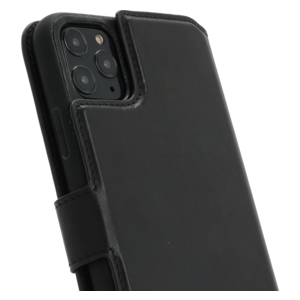 Minim 2 in 1 Wallet Case - Black, Apple iPhone 11 Pro Max