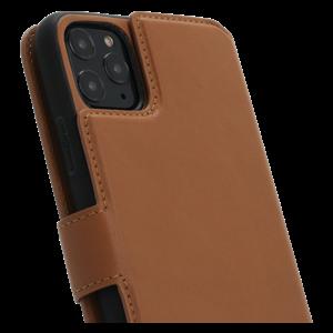 Minim 2 in 1 Wallet Case - Light Brown, Apple iPhone 11 Pro Max