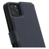 2 in 1 Wallet Case - Dark Blue, Apple iPhone 11 Pro Max