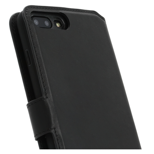 Minim 2 in 1 Wallet Case - Black, Apple iPhone 7/8 Plus