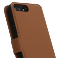 2 in 1 Wallet Case - Light Brown, Apple iPhone 7/8 Plus