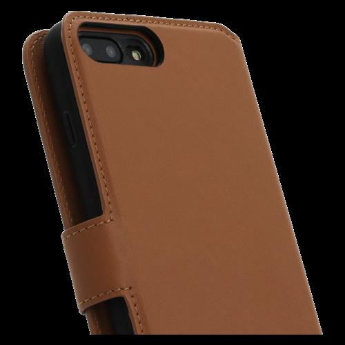 Minim 2 in 1 Wallet Case - Light Brown, Apple iPhone 7/8 Plus