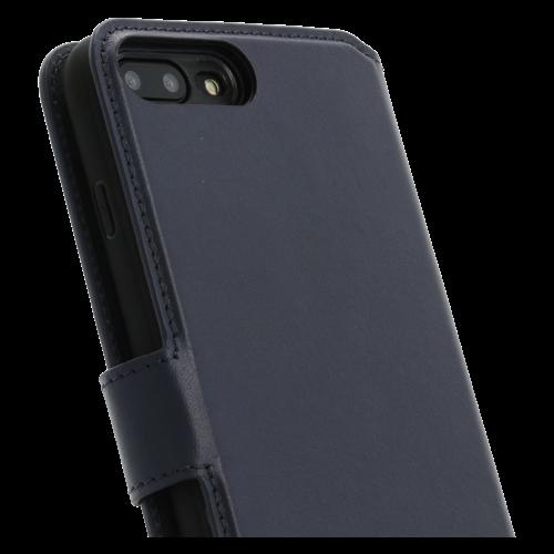 Minim 2 in 1 Wallet Case - Dark Blue, Apple iPhone 7/8 Plus