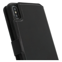 2 in 1 Wallet Case - Black, Apple iPhone XS Max