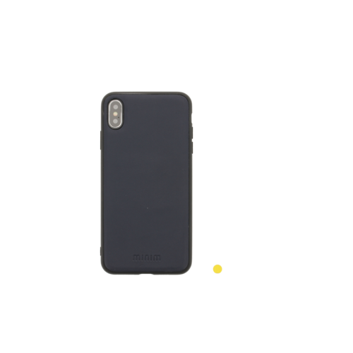 Minim 2 in 1 Wallet Case - Dark Blue, Apple iPhone Xs Max
