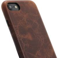 Backcover - Brown, Apple iPhone 7/8/SE (2020)