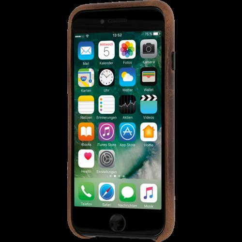 Minim Backcover - Brown, Apple iPhone 7/8/SE (2020)